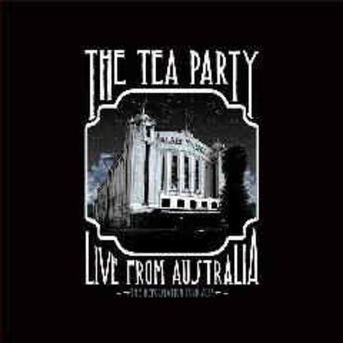 The Tea Party – Live From Australia (The Reformation Tour 2012) (VINYL LP)