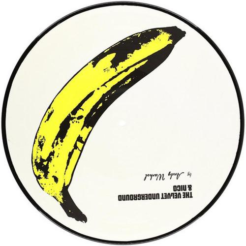 The Velvet Underground & Nico – The Velvet Underground & Nico (picture) (VINYL LP)