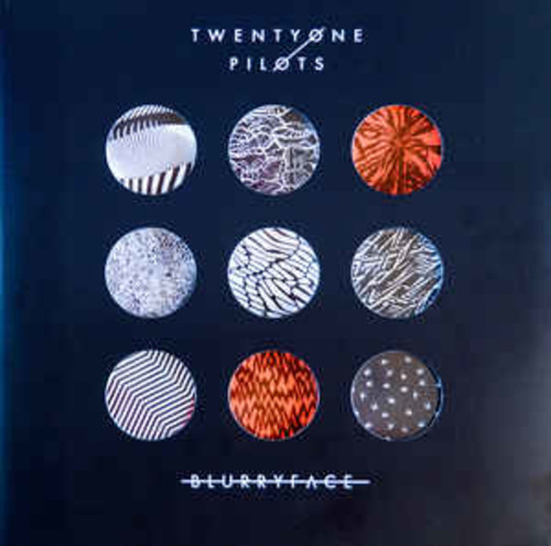 Twenty one Pilots - Blurry Face ( 2 × Vinyl, LP, Album)