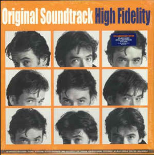 High Fidelity (Original Soundtrack) (VINYL LP)