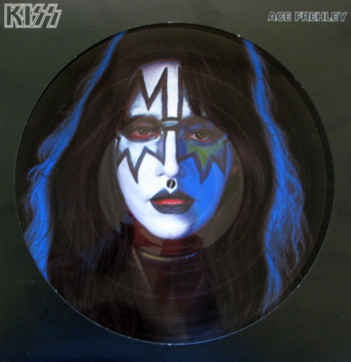 ACE FREHLEY - Ace Frehley    (Vinyl, LP, Album, Picture Disc )