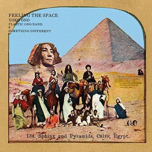 Yoko Ono - Feeling the Space (VINYL LP)