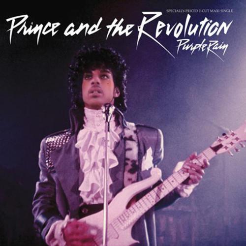 Prince Purple Rain 12'' Single