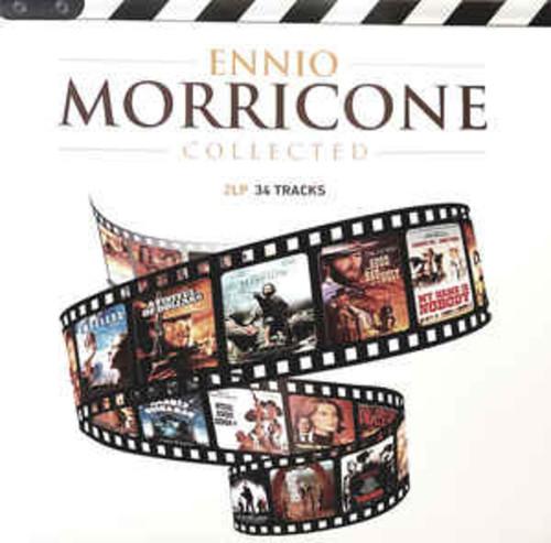 Ennio Morricone – Ennio Morricone Collected (VINYL LP)