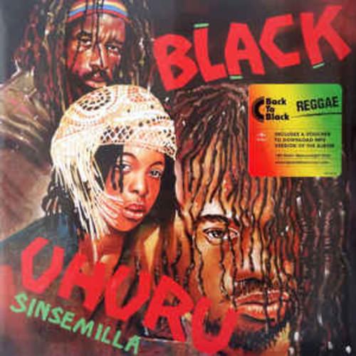 Black Uhuru - Sinsemilla (LP)
