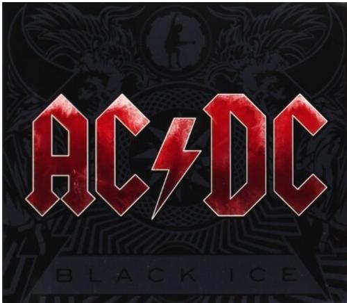 AC/DC - Black Ice   (2 × Vinyl, LP, Album, 180g, Embossed)