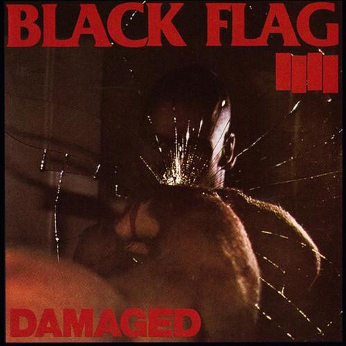 Black Flag - Damaged (LP)