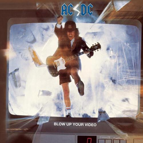 AC/DC - Blow Up Your Video (LP)
