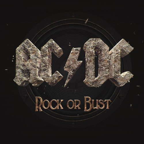 AC/DC - Rock or Bust (LP)