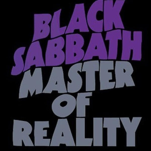Black Sabbath - Masters of reality (LP)