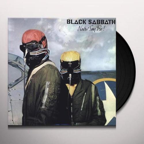 Black Sabbath - Never Say Die (LP)