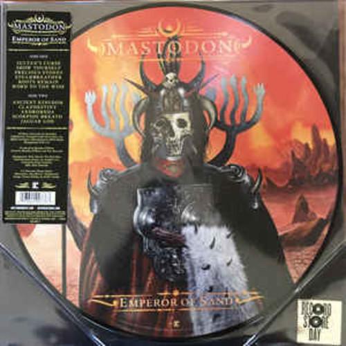 Mastodon - Emperor of the Sand Picture disc (VINYL LP)