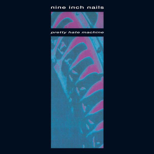 Nine Inch Nails,Pretty Hate Machine,VINYL,LP