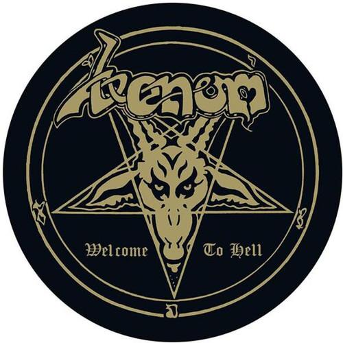 Venom - Welcome To Hell (VINYL LP)