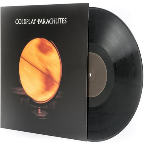 COLDPLAY - PARACHUTES (VINYL LP)