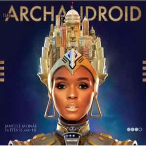Janelle Monáe – The ArchAndroid (LP)
