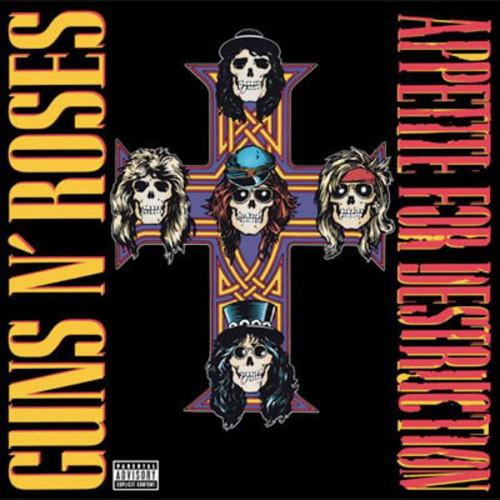 Guns n Roses - Appetite For Destruction (VINYL LP)
