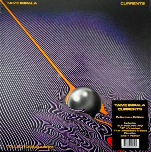 Tame Impala Currents Limited Edition Box Set
