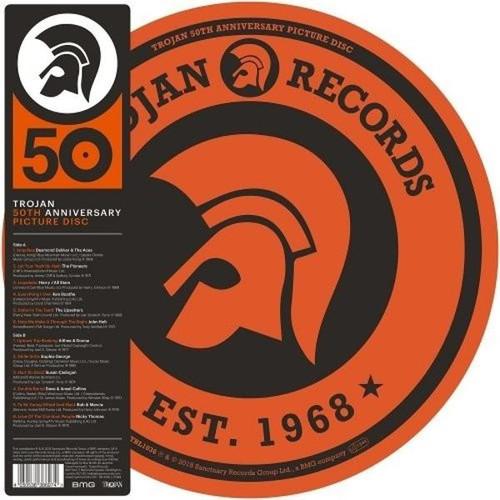 Various - Trojan Records (VINYL LP)