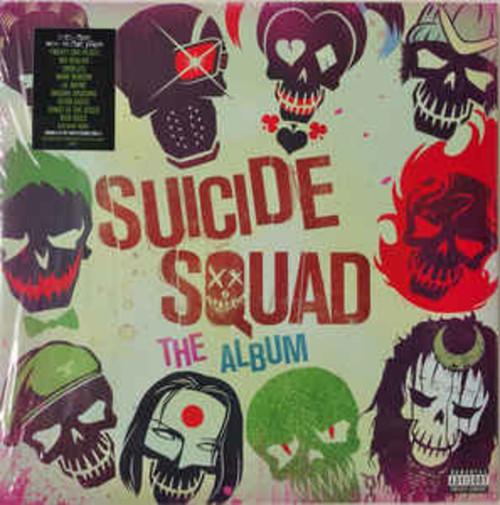 Suicide Squad (The Album) (VINYL LP)