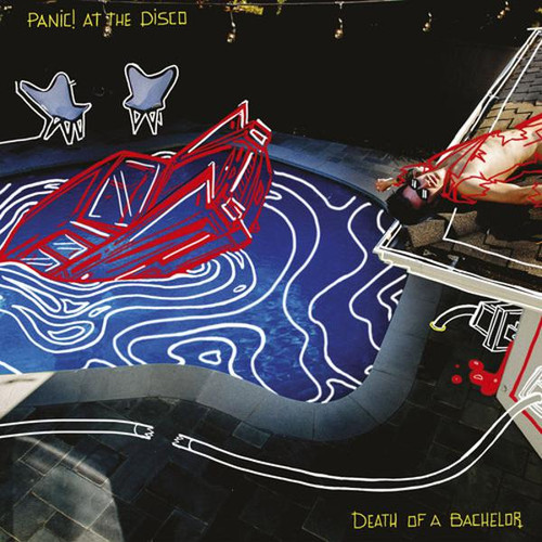 Panic! At The Disco – Death Of A Bachelor (Vinyl LP)