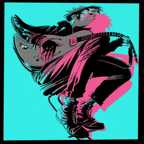 GORILLAZ - NOW NOW (VINYL LP)