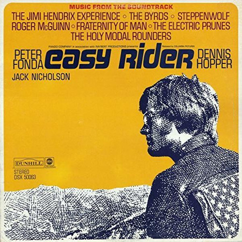 Easy Rider (Music From The Soundtrack) (VINYL LP)