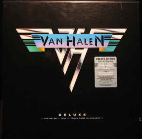Van Halen - Deluxe Box Set (VINYL LP)