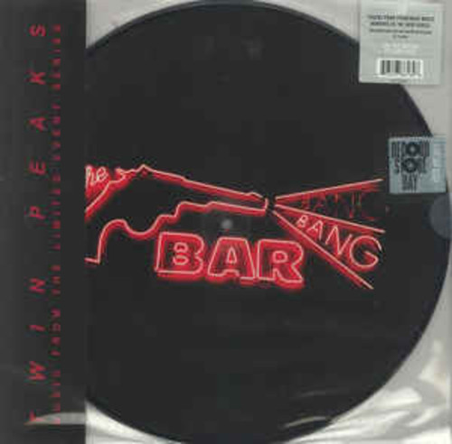 Twin Peaks (Music From The Limited Event Series) (VINYL PICTURE DISC)