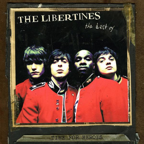 The Libertines - Time for Heroes (VINYL LP)