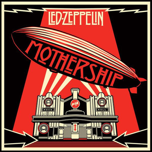 Led Zeppelin - Mothership (VINYL LP)