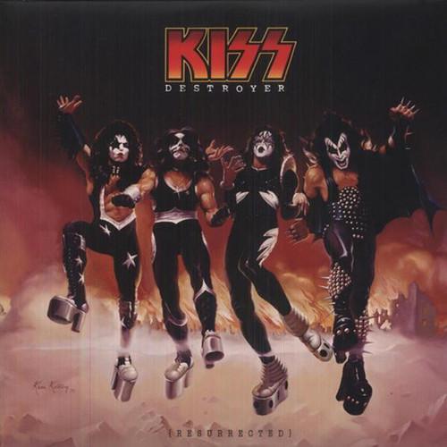 Kiss - Destroyer Resurrected (VINYL LP)