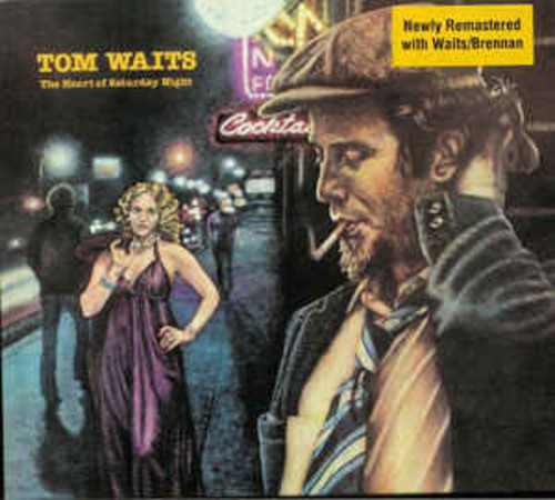 Tom Waits - The Heart Of Saturday Night (VINYL LP)