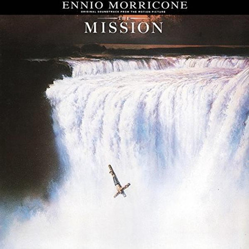  The Mission (Music From The Film) Ennio Morricone (VINYL LP)
