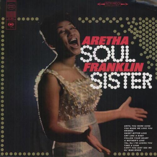 Aretha Franklin - Soul Sister (LP)