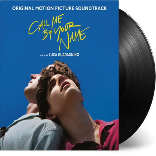 Call Me By Your Name (Original Motion Picture Soundtrack) (VINYL LP)