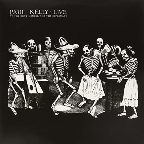 Paul Kelly - Live at the Continental (VINYL LP)