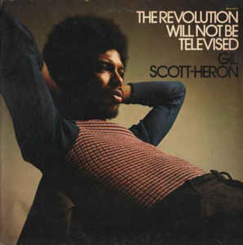 Gil Scott-Heron - The Revolution will not be Televised (VINYL LP)