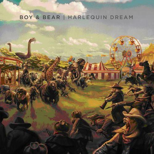 Boy & Bear – Harlequin Dream (LP)