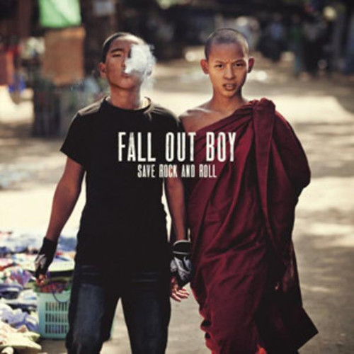 Fall Out Boy - Save Rock and Roll (VINYL LP)