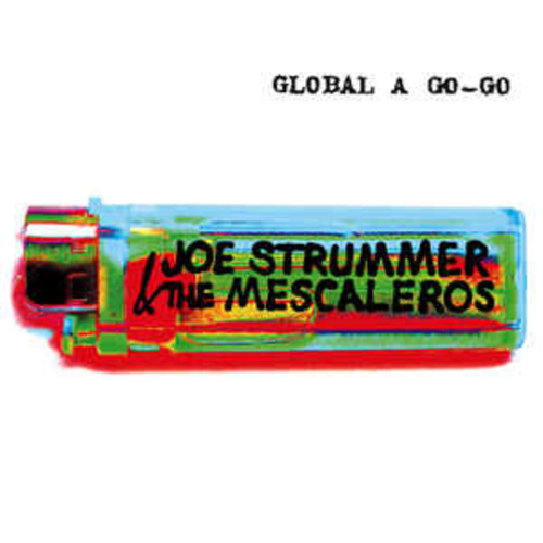 Joe Strummer - Global a GO-GO (VINYL LP)
