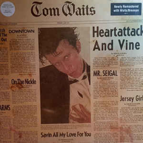 Tom Waits - Heartattack and Vine (VINYL LP)