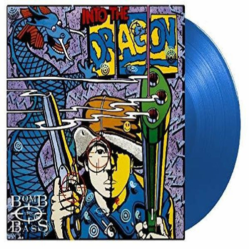 Bomb The Bass - Into The Dragon (VINYL LP)