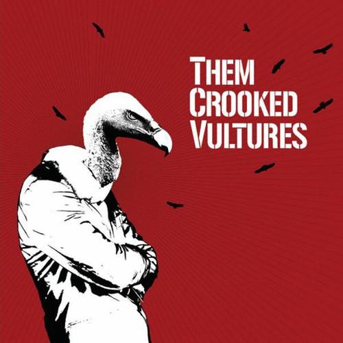 Them Crooked Vultures - Them Crooked Vultures (VINYL LP)
