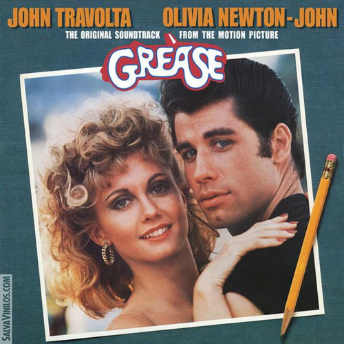Grease (The Original Soundtrack From The Motion Picture) (VINYL LP)