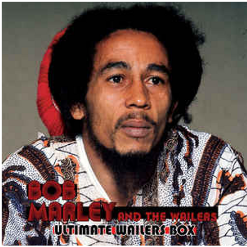 Bob Marley & The Wailers – Ultimate Wailers Box    (5 × Vinyl, LP, Compilation, Limited Edition, Reissue, Box Set)