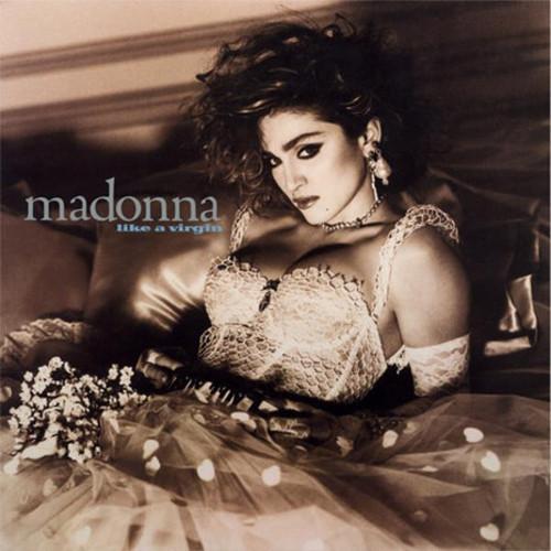 Madonna - Like Virgin (VINYL LP)