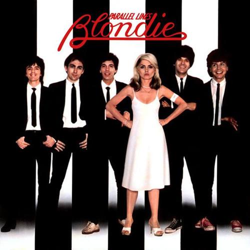 Blondie Parallel - Lines (LP)