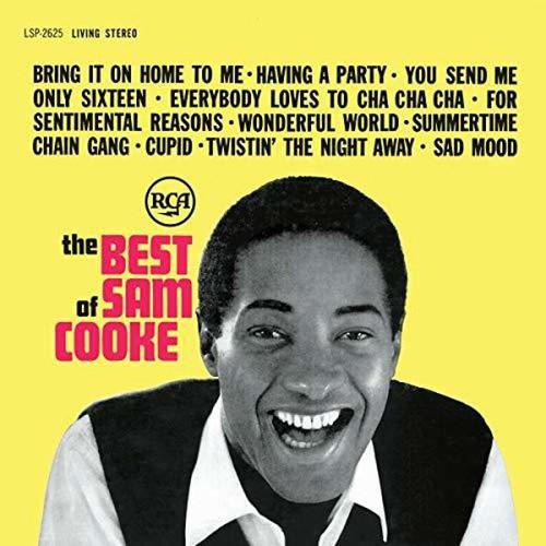 Sam Cooke - The Best Of (VINYL LP)
