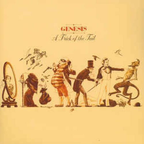 Genesis - A Trick Of The Tail (VINYL LP)